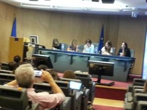 Presentació ETIS Comissió Europea