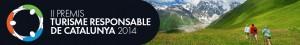 Premis Turisme Responsable Catalunya 2014