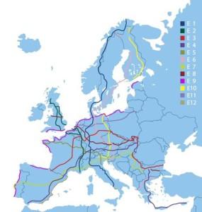 Mapa ERA