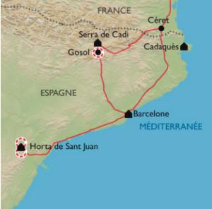 picasso 4 mapa