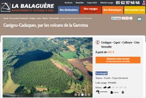 Santa Pau - La Balaguère