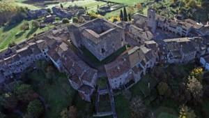 Nucli Medieval de Santa Pau. Font: turismegarrotxa.com