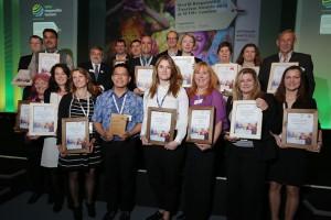 Ganadores de los Premios World Responsible Tourism Awards 2015