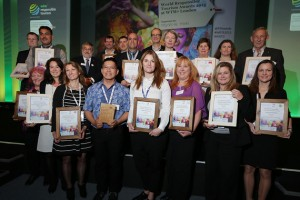 Guanyadors dels Premis World Responsible Tourism Awards 2015